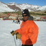 Malaysian Tamil connection to the ski resort in Las Lenas, Argentina