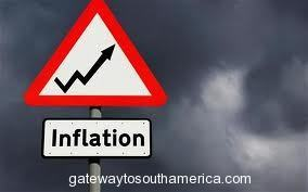 Who is to blame for the high inflation in Argentina