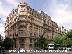 Estrugamou Apartment Building in Buenos Aires – The Pinnacle of French Classical Architecture