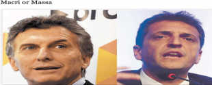 Argentine's future will be settled in 2015. If you don't like politics don't read this